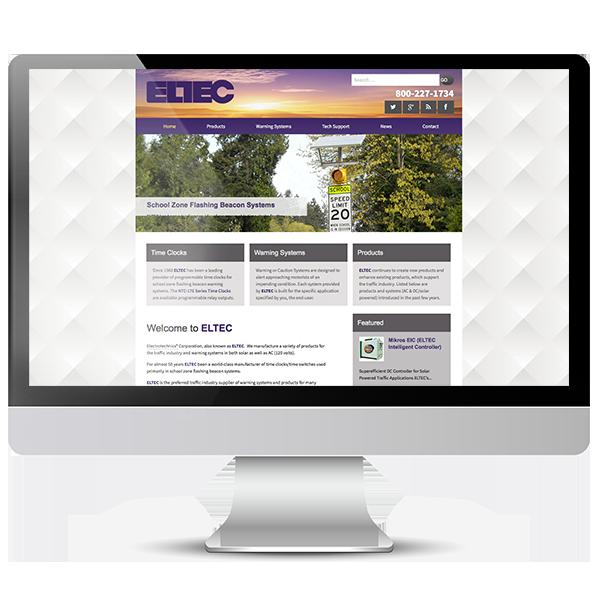 ELTEC Corp New Website