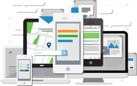 Mobile Websites Design